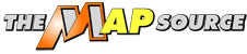 The Map Source Logo